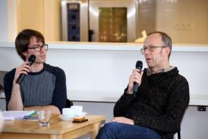 Filip Watteeuw en Pieter-Paul Verhaeghe